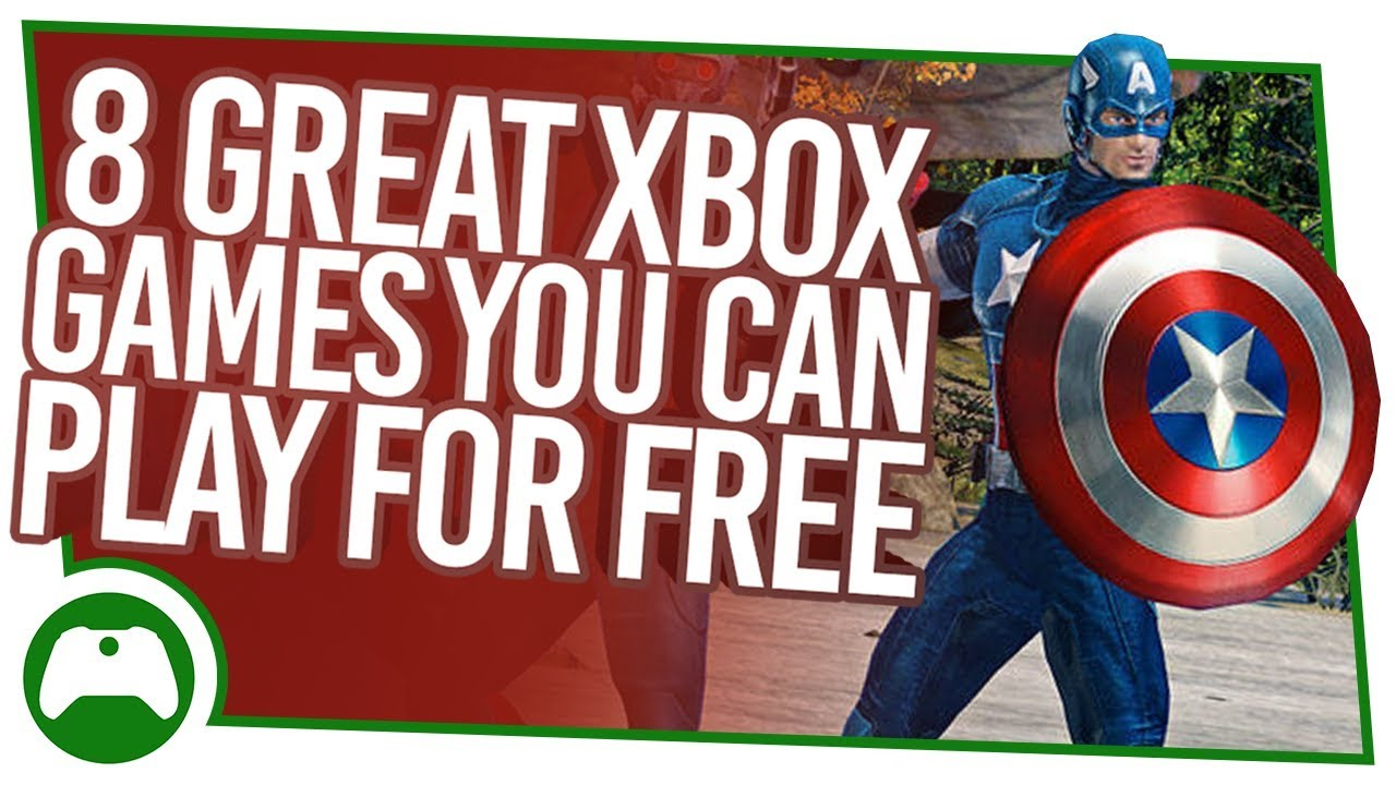 8 Best Xbox Games You Can Play For Free Youtube