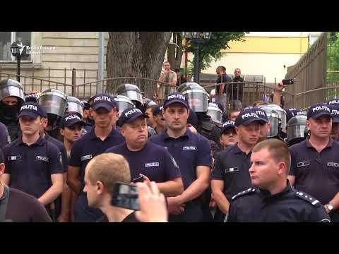 Rezoluția protestului de la Chișinău
