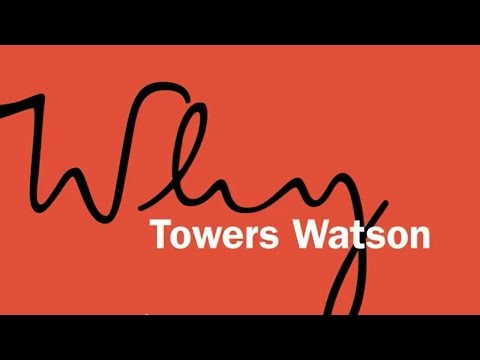 Towers Watson Corporate Video: What We Do