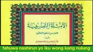 Download Video lagu tasrifan shorof MP3 3GP MP4