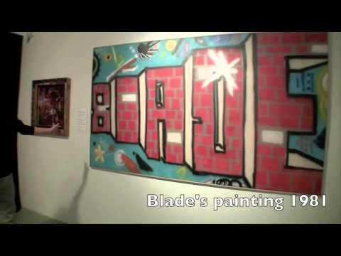 Patti Astor Fun Gallery Tour - Art in the Streets - MOCAtv - Ep 22