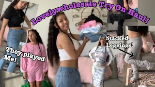Lovelywholesale TRY ON HAUL!!! (Do the clothes match the pictures on site?)