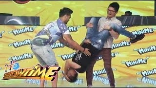 Vice at Vhong kinabog ang XB Gensan sa dance exhibition