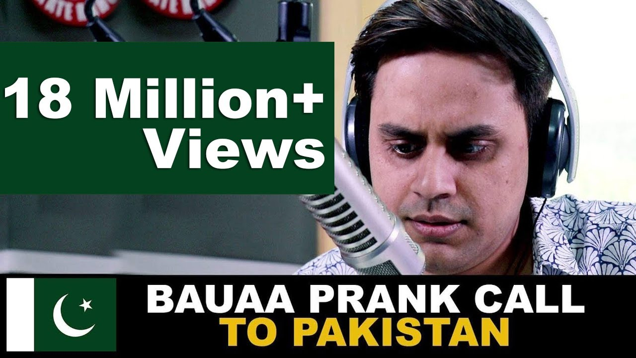 Bauaa prank call to Pakistan | Cricket World Cup Special | Baua | CWC19 | India Vs pakistan