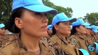 Женщины в миротворчестве