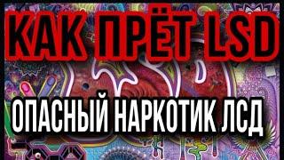 ОСТОРОЖНО ОПАСНЫЙ НАРКОТИК LSD ||КАК ПРЁТ LSD ||ПОПРОБОВАЛ LSD НАХОДЯСЬ В РОЗЫСКЕ