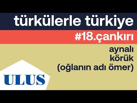 Zara - Aynalı Körük (Oğlanın Adı Ömer)   Çankırı Türküleri indir
