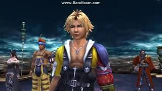 Final Fantasy X PC/Steam - Seymour Omnis Battle - Intel Iris Graphics - MacBook Pro mid-2014