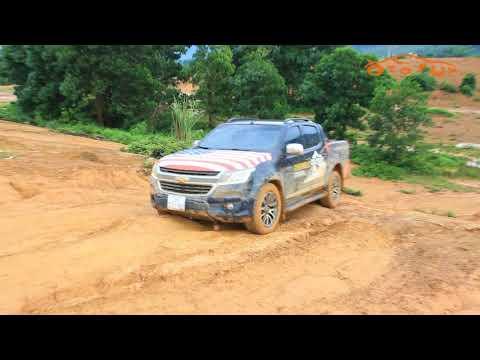 OTOFUN - Chevrolet Colorado leo dốc tập luyện chuẩn bị cho VOC