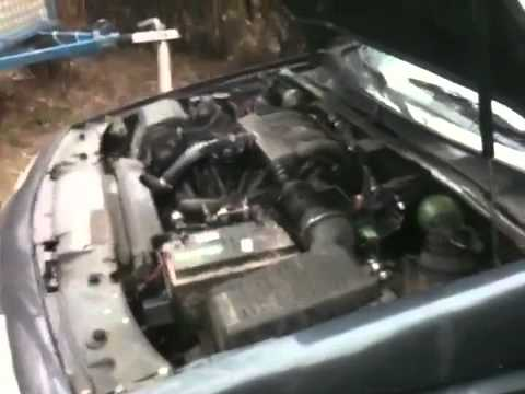 шум из моторного отсека peugeot 605 td