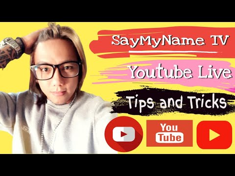 """SayMyName TV (LIVE) = #SMN NATION Topic What Is Better """"Live Stream Hosting Or YOUTUBE Uploader""""..?"""