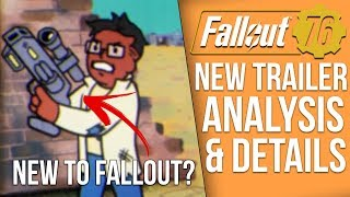 Fallout 76 New Details - New Weapons, Why it's not on Steam, NPC Vendors