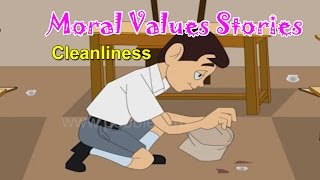 Cleanliness | Moral Values for Kids | Moral Lessons For Children | Moral Values Stories