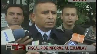 ¿Maltratos a cadetes militares en Santa Cruz?