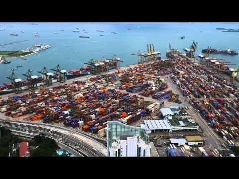 Singapore Container Port