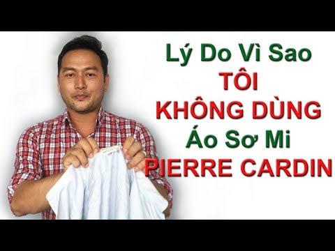Vì sao tôi không mặc sơ mi Pierre Cardin - PhongCachNam.com