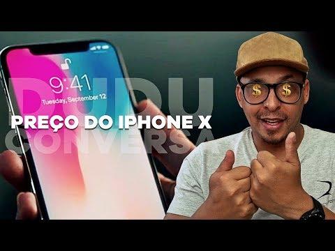 IPHONE X, PORQUE A APPLE COLOCA ESSES PREÇOS NOS IPHONES?