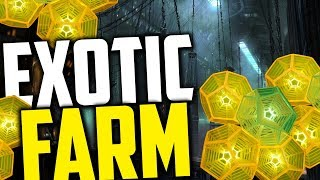 Destiny 2 EXOTIC ENGRAM FARM! Exotic Engram Farming Fast!