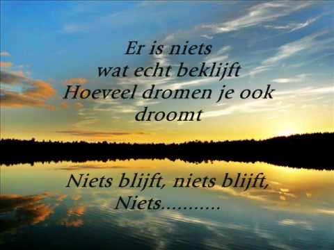 Niets blijft ~ Angela Groothuizen