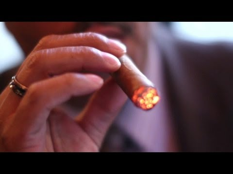 The secret world of cigar lovers