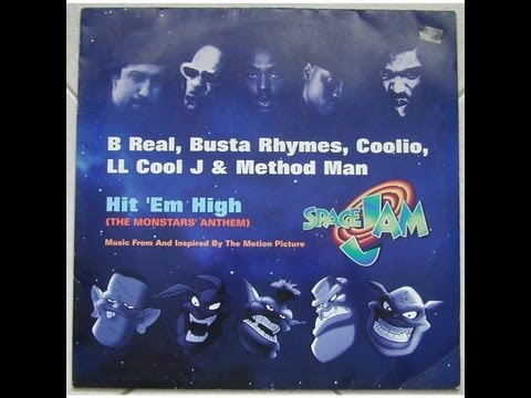 B Real feat Metod Man, Ll Cool J, Coolio & Busta Rhymes - Hit em high + version (Dokrasta Sélection)