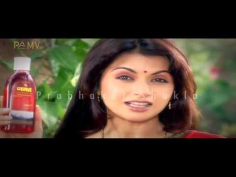 Ad Film of Jagat Oil Featuring Bhagyashree