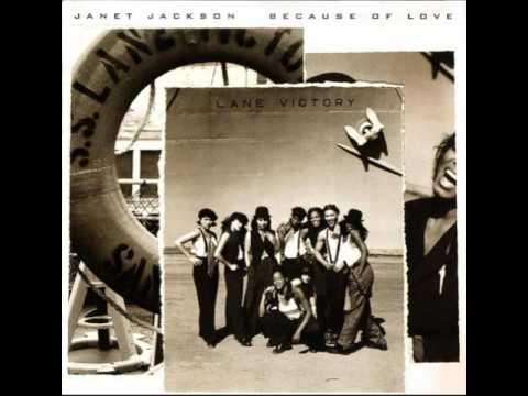 Janet Jackson - Because Of Love (Frankie David Trick Mix) 1993