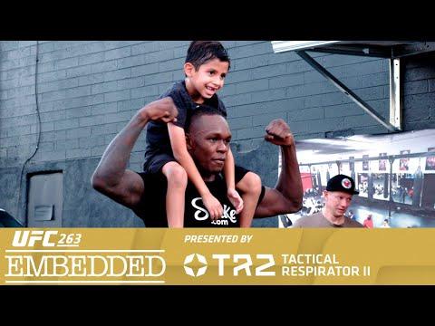 UFC 263 Embedded: Vlog Series - Episode 2
