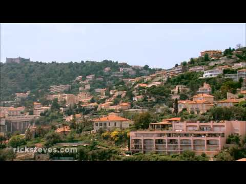 French Riviera: Villefranche and Villa Ephrussi