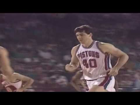 April 25, 1986 Hawks@Pistons (Dominique Wilkins 38 points, Isiah Thomas 30 pts 10 rbs 12 as)