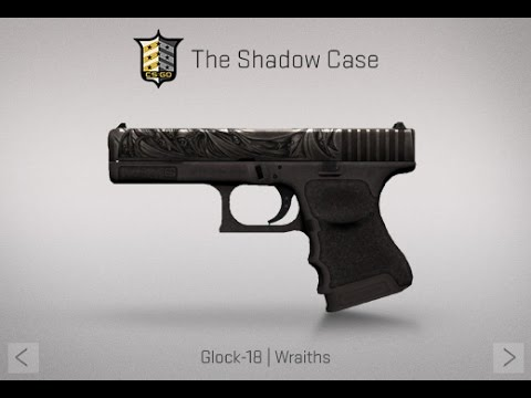 Glock 18 Wraiths Skin Showcase Youtube