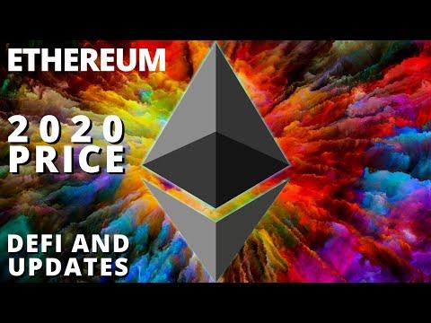 Ethereum Bigger Than Bitcoin?