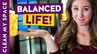 7 Ways To Live a More Balanced Life