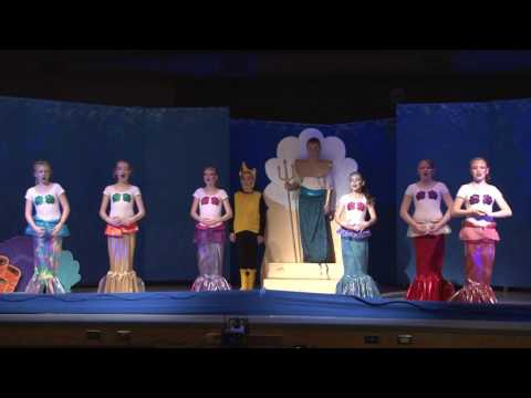 White Pine Middle School - 2017 Little Mermaid