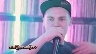 Westwood Crib Sessions - Blizzard freestyle