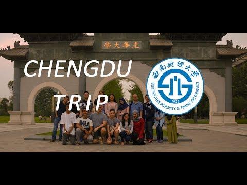 Chengdu Trip - SWUFE Global Academy - School of Statistics (1-14 July 2018)