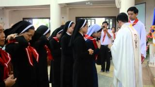Lễ Khai Giảng Giáo Lý 2015 - 2016