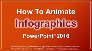 How to Animate Infographics in PowerPoint 2016