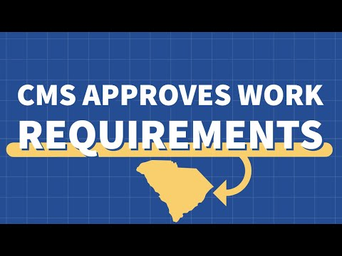 South Carolina Work Requirements Approved