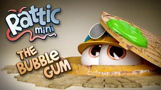 Funny Cartoon | Rattic Mini–The Bubble Gum | Funny Cartoons For Kids | New Cartoons