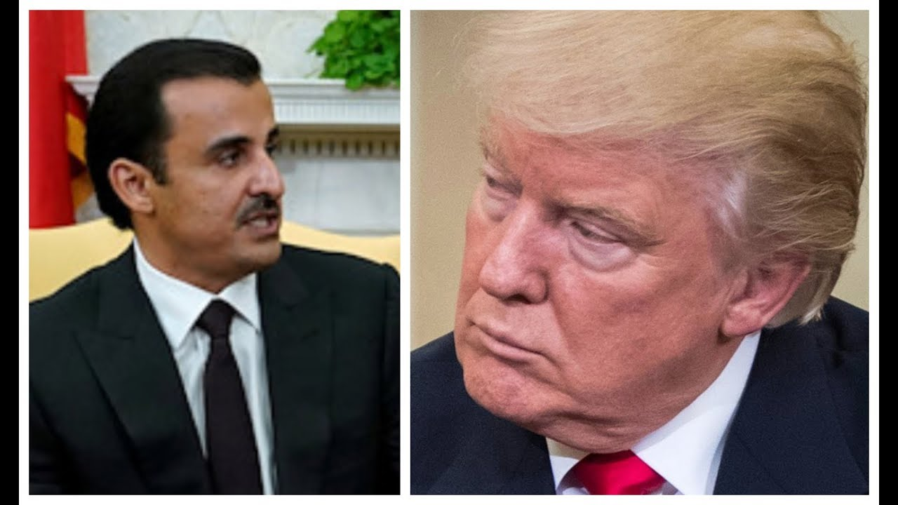 Golden State Times 184 BILLION: Emir of Qatar SHOCKS Trump at Oval Office Meeting