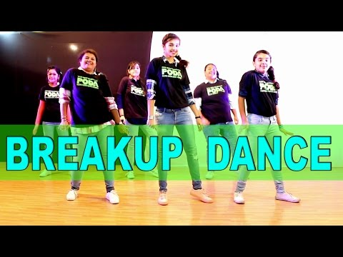 The Breakup Song dance choreography | Ae Dil Hai Mushkil Movie | @PODA (PACIFIC OCEAN DANCE ACADEMY)