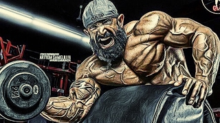 THE POWER OF HATE - BODYBUILDING MOTIVATION