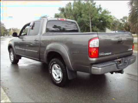 2004 toyota tundra for sale in clearwater fl used youtube. Black Bedroom Furniture Sets. Home Design Ideas