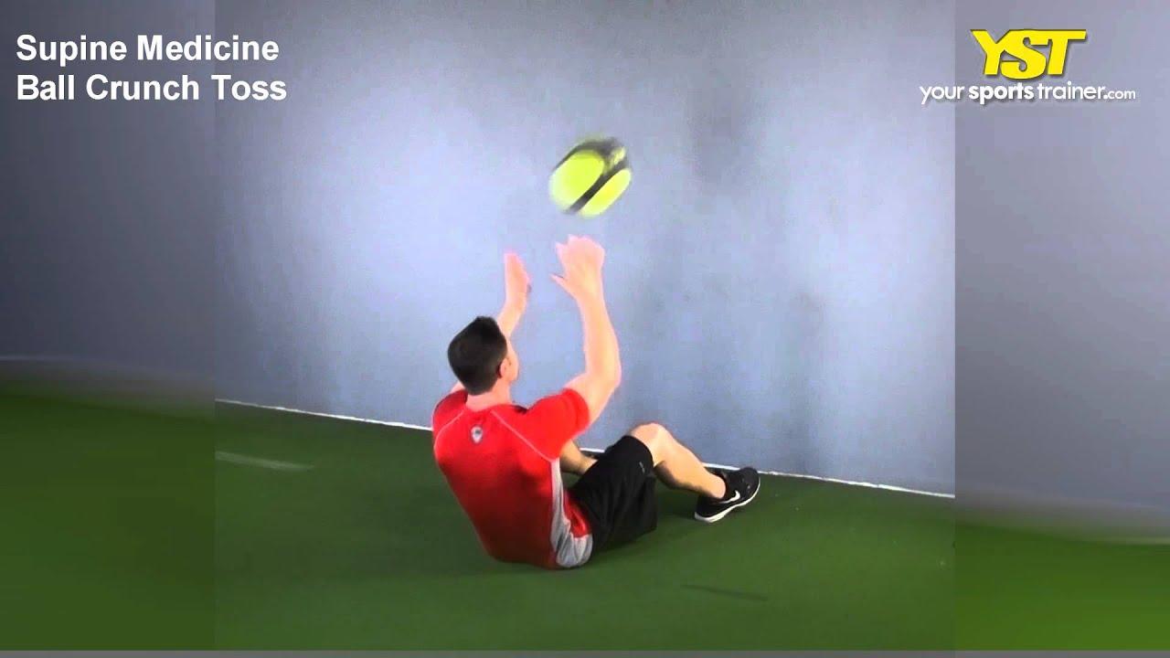 medicine ball ab exercises pdf