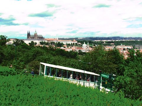 Funicular Railway Prague