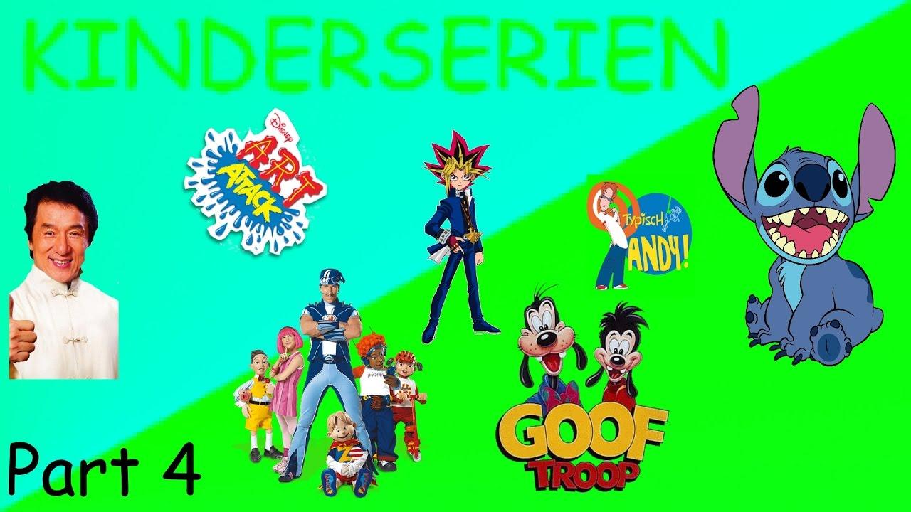 Alte Kinderserien