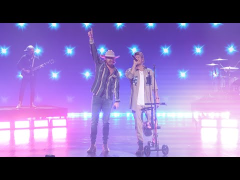 Florida Georgia Line - I Love My Country (Live From the 55th ACM Awards)