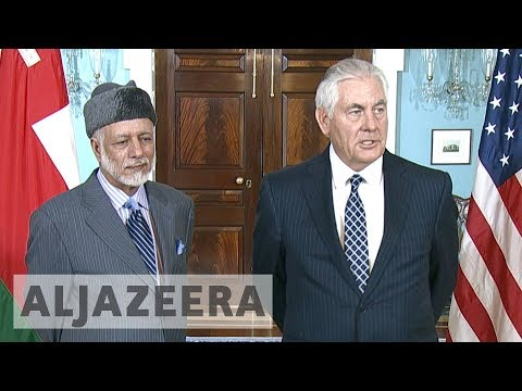 Rex Tillerson hopes Qatar blockade will be lifted