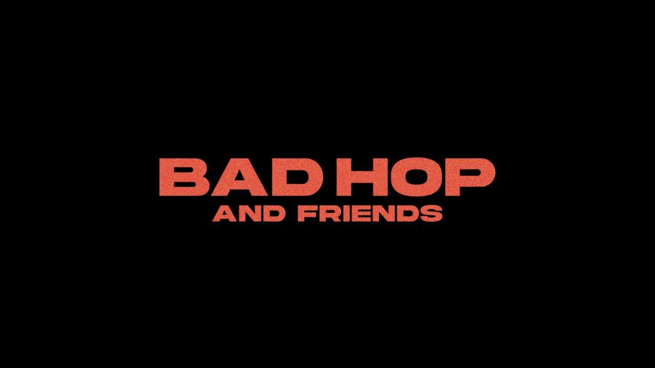 BAD HOP 横浜アリーナ 6月15日21時よりチケット販売開始